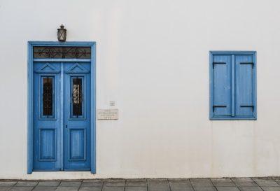 pvc dveře